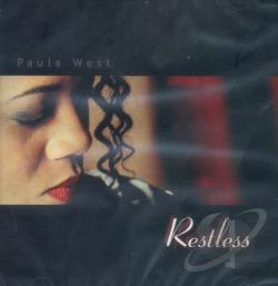 West, Paula - Restless CD Cover Art