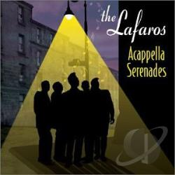 Lafaros - Acappella Serenades CD Cover Art