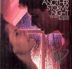 Mystic Moods Orchestra - Another Stormy Night CD Cover Art