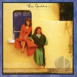 Judds - Greatest Hits CD Cover Art
