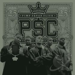 P.S.C. - 25 To Life CD Cover Art