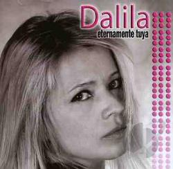 Dalila - Eternamente Tuya CD Cover Art