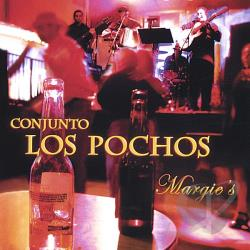 Conjunto Los Pochos - Margie's CD Cover Art