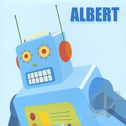 Albert - Albert CD Cover Art