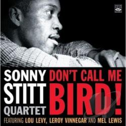Sitt, Sonny - Don't Call Me Bird CD Cover Art
