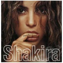 Shakira Tour Fijacion Oral Cd Album