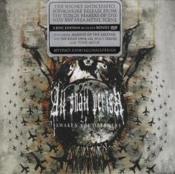 All Shall Perish - Awaken the Dreamers CD Cover Art