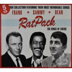 Rat Pack Together CD Cover Art