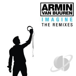 Van Buuren, Armin - Imagine: The Remixes CD Cover Art
