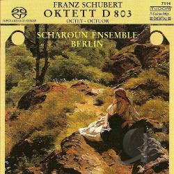 Bpo / Scharoun Ensemble Berlin / Schubert - Franz Schubert: Oktett D. 803 SA Cover Art