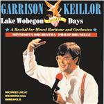 Keillor, Garrison - Lake Wobegon Loyalty Days DB Cover Art