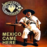 Bellamy Brothers - Mexico Came Here DB Cover Art
