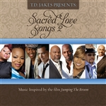Jakes, T.D. - Sacred Love Songs, Vol. 2 CD Cover Art