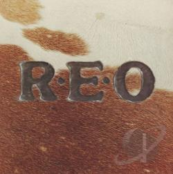 REO Speedwagon - R.E.O. CD Cover Art