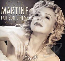 Martine St. Claire - Martine Fait Son Cinema CD Cover Art