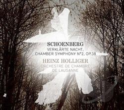 Orchestre de chambre de lausanne schoenberg schoenberg for Chamber l orchestre de chambre noir