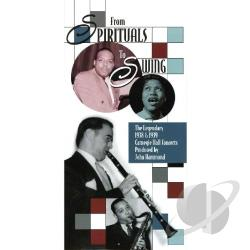 From Spirituals to Swing: The Legendary 1938 & 1939 Carnegie Hall Concerts CD Cover Art