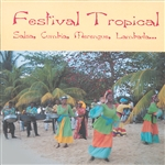 Festival Tropical CD Cover Art