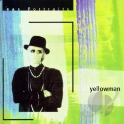 Yellowman - RAS Portraits CD Cover Art