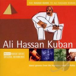 Kuban, Ali Hassan - Rough Guide to Ali Hassan Kuban CD Cover Art