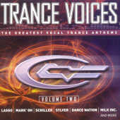 Various Artists-Tran - Trance Voices Vol. 2 CD Cover Art