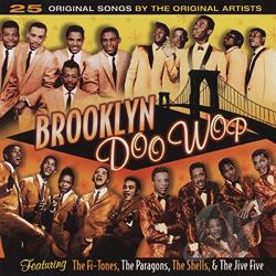 Brooklyn Doo Wop CD Cover Art