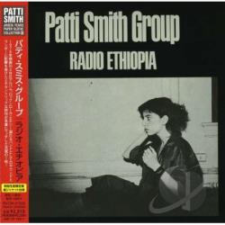 Smith, Patti - Radio Ethiopia CD Cover Art