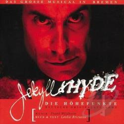 Musical - Jekyll & Hyde CD Cover Art