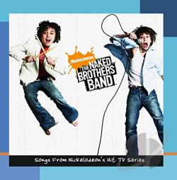 Naked Brothers Band - Naked Brothers Band CD Cover Art
