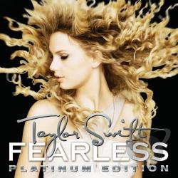 Swift, Taylor - Fearless CD Cover Art