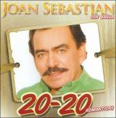 Sebastian, Joan - Romanticas 20-20 CD Cover Art
