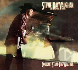 Vaughan, Stevie Ray / Vaughan, Stevie Ray & Double Trouble - Couldn't Stand the Weather CD Cover Art
