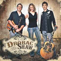 Drobac & Shaw CD Cover Art