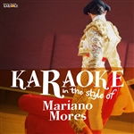Ameritz Spanish Karaoke - Karaoke - In The Style Of Mariano Mores DB Cover Art