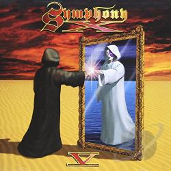 Symphony X - V: The New Mythology Suite CD Cover Art