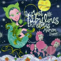 Most Fabulous Christmas Album Ever CD Cover Art