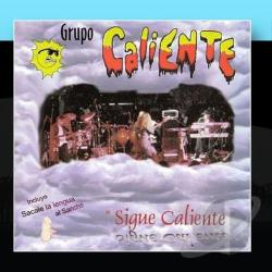 Grupo Caliente - Sigue Caliente CD Cover Art