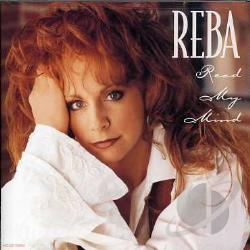 Mcentire, Reba - Read My Mind CD Cover Art