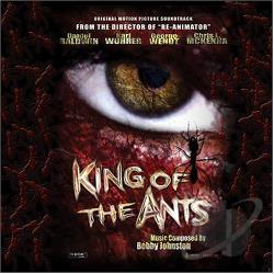 Johnston, Bobby - King of the Ants CD Cover Art