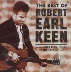 Keen, Robert Earl, Jr. - Best of Robert Earl Keen CD Cover Art