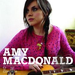 Macdonald, Amy - L.A. PT. 2 DS Cover Art