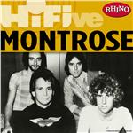 Montrose - Rhino Hi-Five: Montrose DB Cover Art