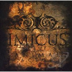 Imicus - Animal Factory CD Cover Art