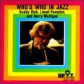 Who's Who In Jazz CD Cover Art