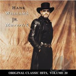 Williams, Hank, Jr. - Maverick CD Cover Art