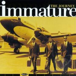 Immature - Journey CD Cover Art