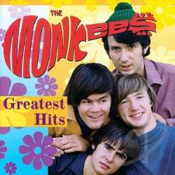 Monkees - Greatest Hits CD Cover Art