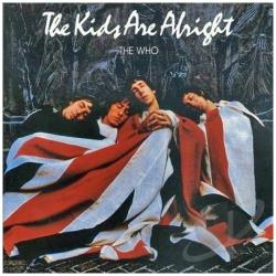 Who - Kids Are Alright CD Cover Art