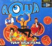 Aqua - Turn Back Time CD Cover Art