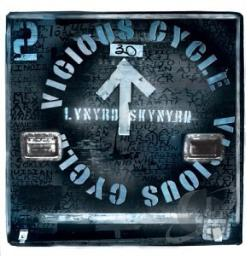 Lynyrd Skynyrd - Vicious Cycle CD Cover Art